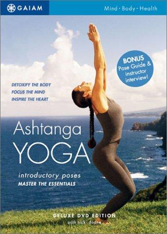 ดีวีดีโยคะเบื้องต้น - Nicki Doane Yoga Vinyasa -- Ashtanga Yoga - Introductory Poses - Master the Essentials