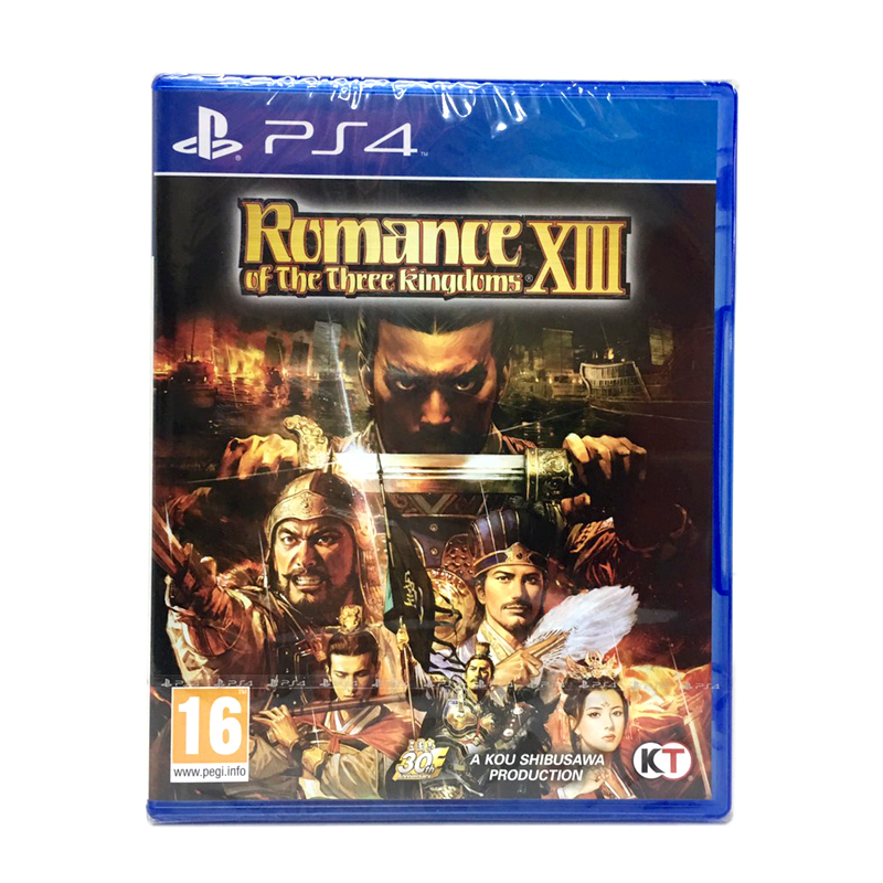 PS4™ Romance &#x265A of the Three Kingdoms XIII