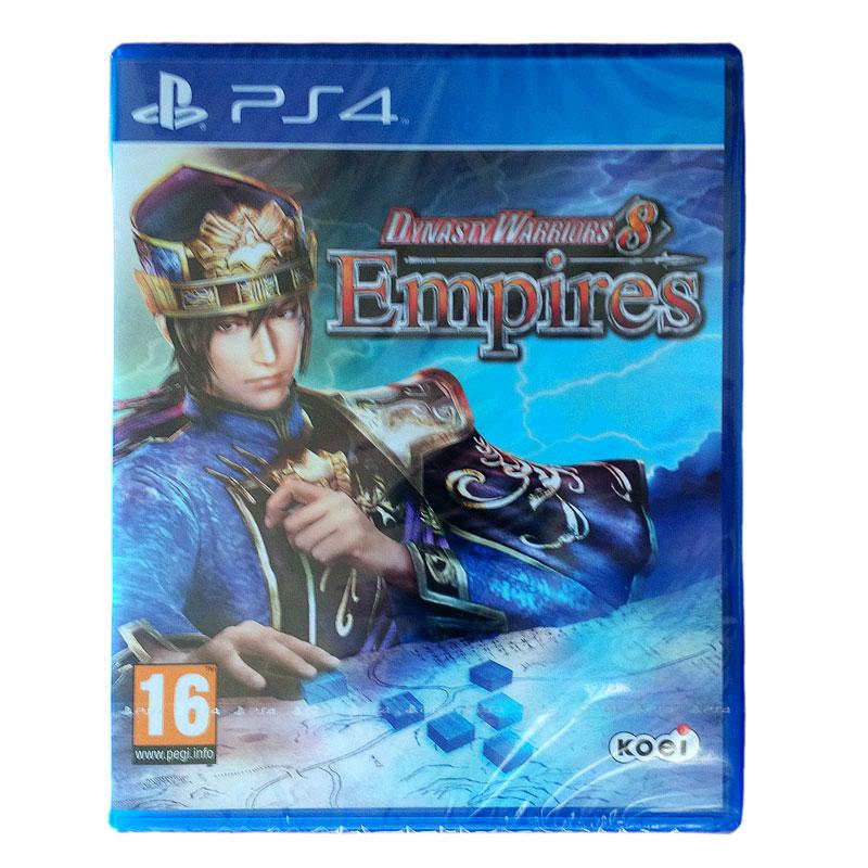 PS4 dynasty warriors 8 empires zone 2/EU