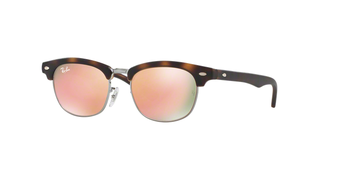 Ray Ban RJ9050S 70182Y MATTE HAVANA Copper Flash