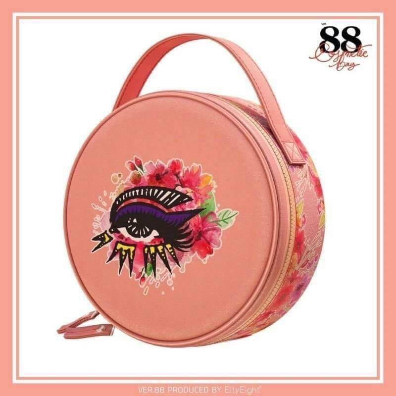 VER.88 Peach Blossom Cosmetic Bag (กระเป๋าVer88)