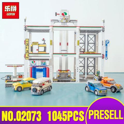 เลโก้จีน LEPIN.02073 ชุด City : Garage