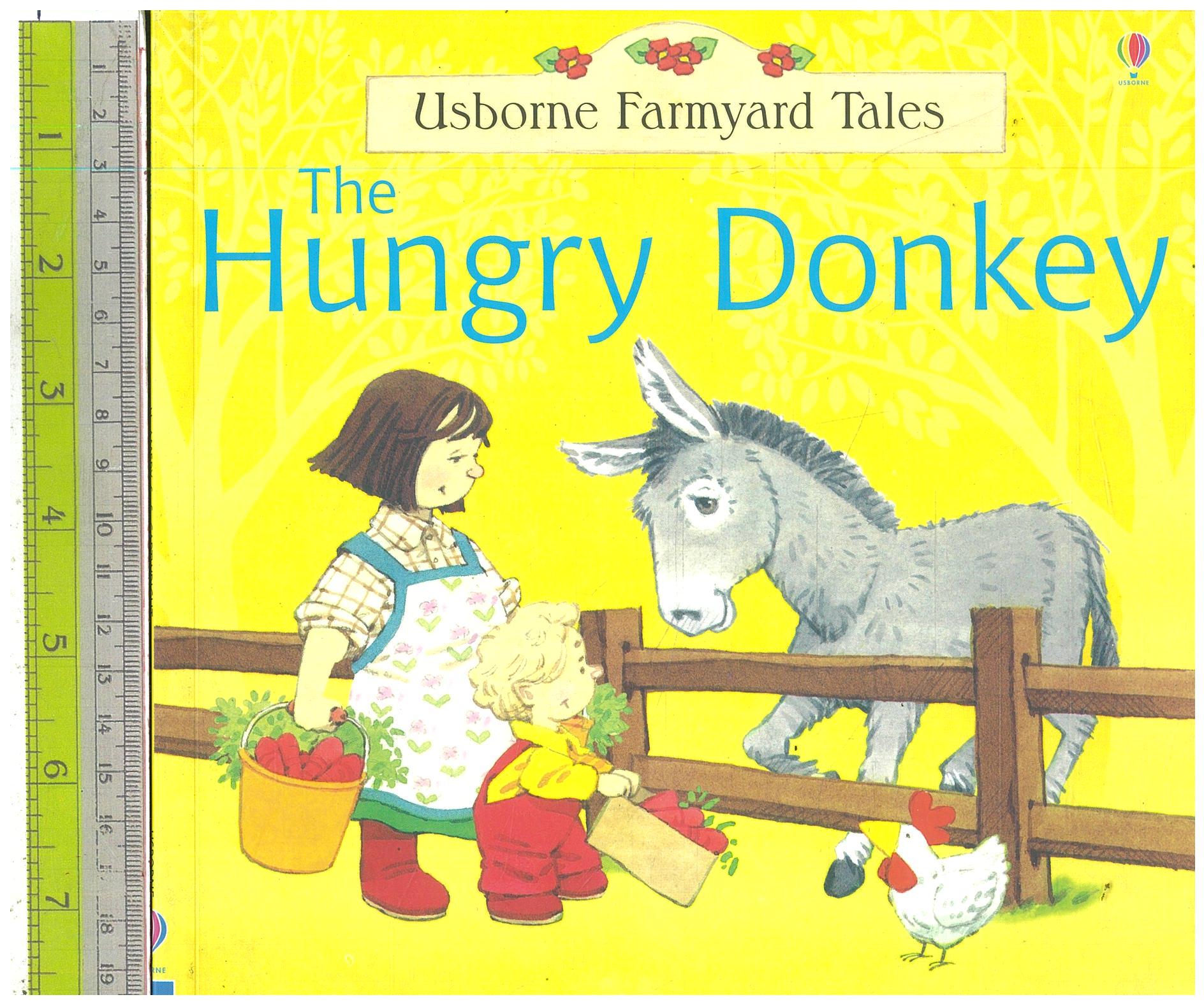 Hungry Donkey