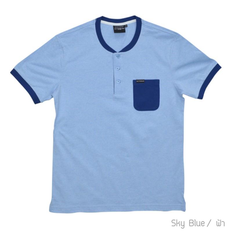 เสื้อยืดคอกลม สำหรับ ผู้ชายอ้วน 2XL 3XL 4XL รหัส NR60039