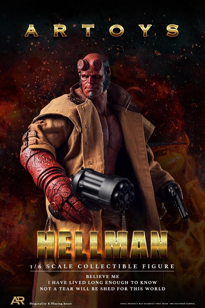 ARTOYS AR-001 Hellman