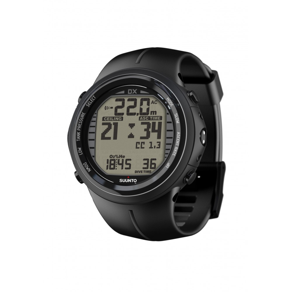 DX Elastomer w/USB - SUUNTO
