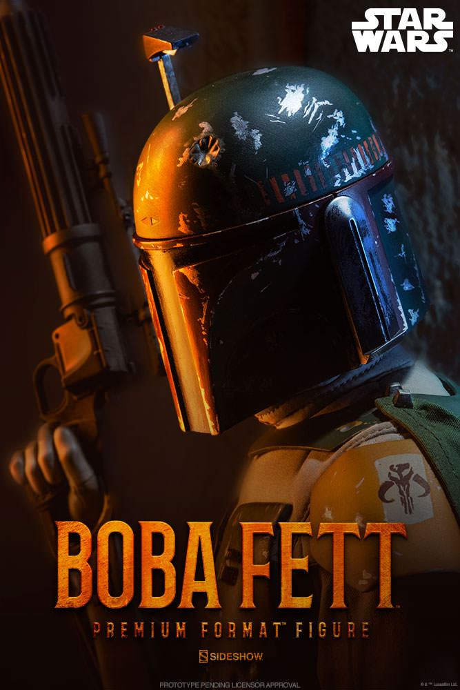 Boba Fett - Premium Format™ Figure by Sideshow Collectibles