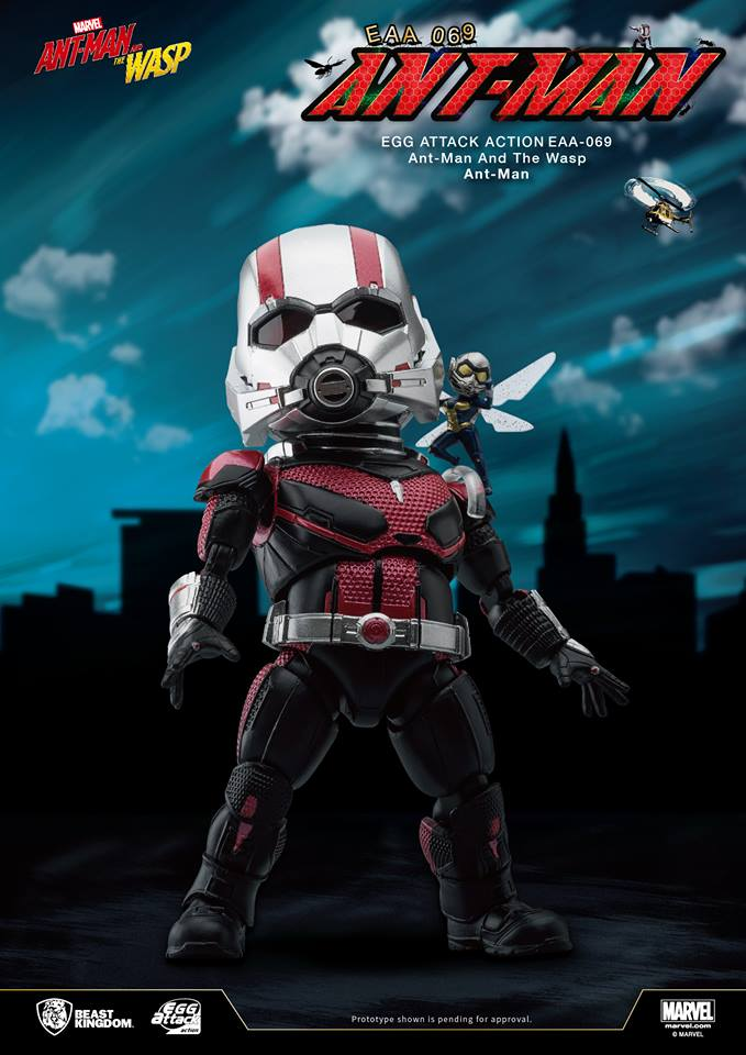 Beast Kingdom EAA-069 Ant Man and The Wasp - Ant Man