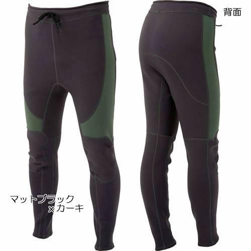 AQA หนา 1.5 MM ผู้ชาย กางเกง wetsuit ผ้านิ๊มนิ่ม