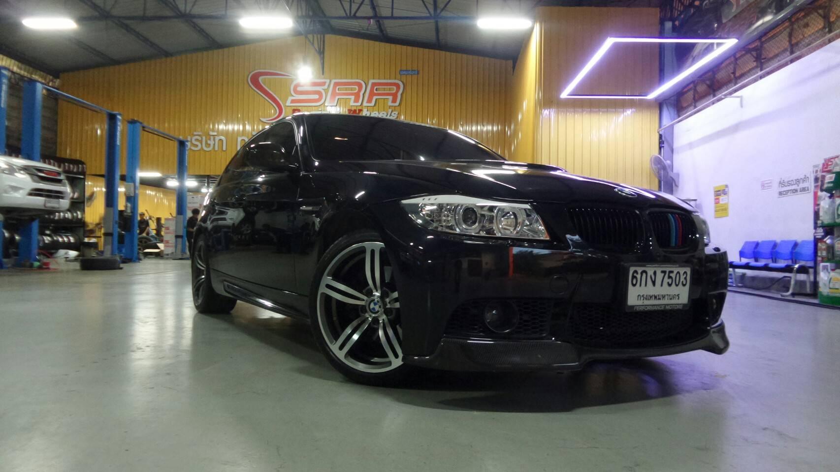 ล้อ BMW M6 18นิ้ว ใส่ SERIES-3 E90