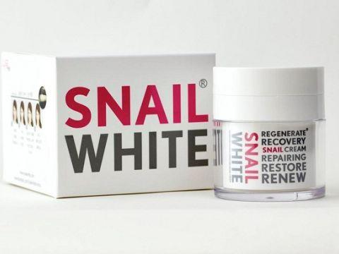 Snail White Moisture Facial Cream 50 กรัม