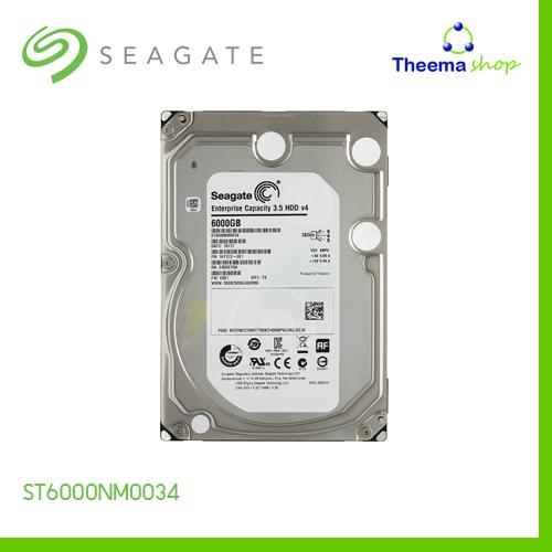 Hard Disk Seagate Enterprise Capacity 3.5 HDD 6TB 7200RPM SATA 6Gbps