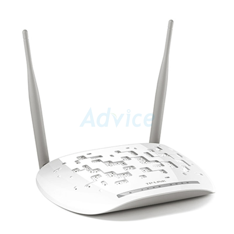 ADSL Modem Router TP-LINK (TD-W8961N) Wireless N300 (Limited Lifetime)