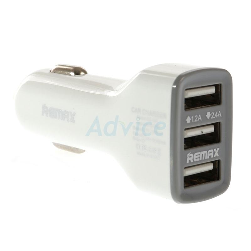 "Dual USB Car Charger 3.6A ""REMAX"""