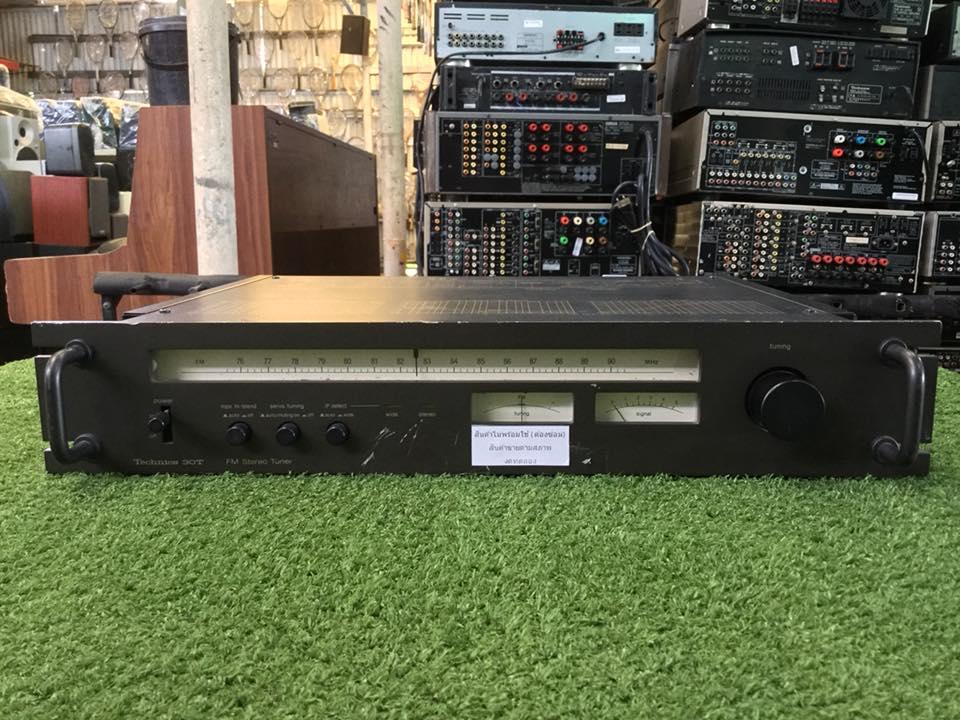วิทยุ FM AM Technics 30T สินค้าไม่พร้อมใช้งาน (ต้องซ่อม)