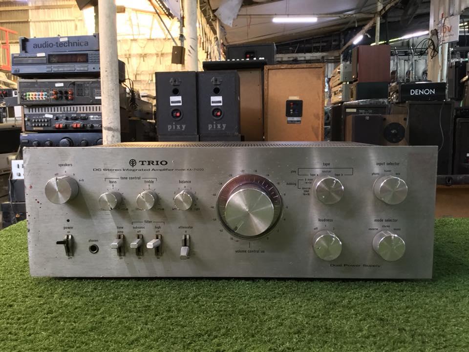 เครื่องขยายเสียง TRIO KA-71000