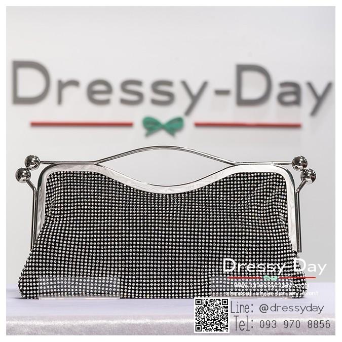 กระเป๋าออกงาน TE005: กระเป๋าออกงานพร้อมส่ง สีดำ มีที่จับ สวยหรูมากค่ะ ราคาถูกกว่าห้าง ถือออกงาน หรือ สะพายออกงาน น่ารักที่สุด
