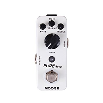 Mooer Pure Boost - Boost pedal