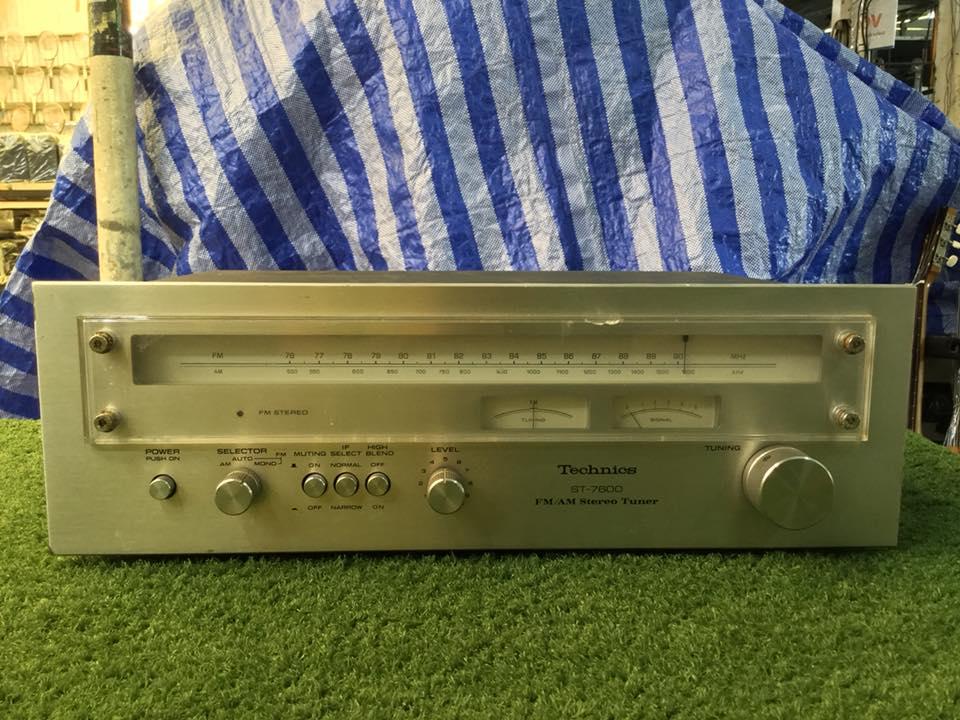วิทยุ FM AM Technics ST-7600