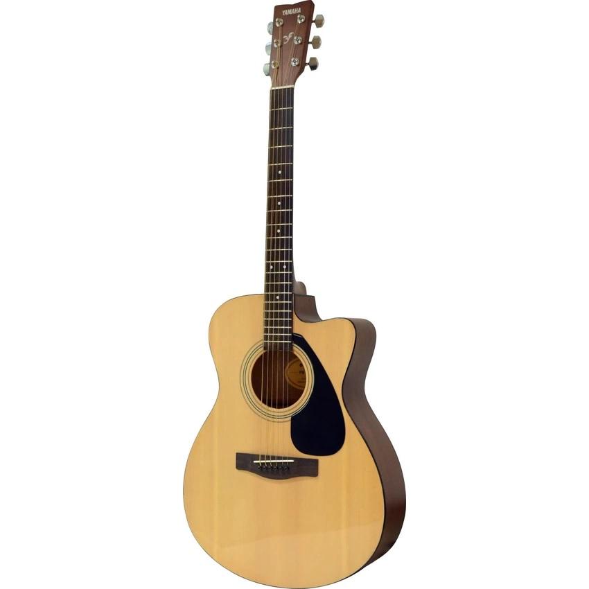 Yamaha Acoustic Guitar กีต้าร์โปร่ง FS 100C Natural