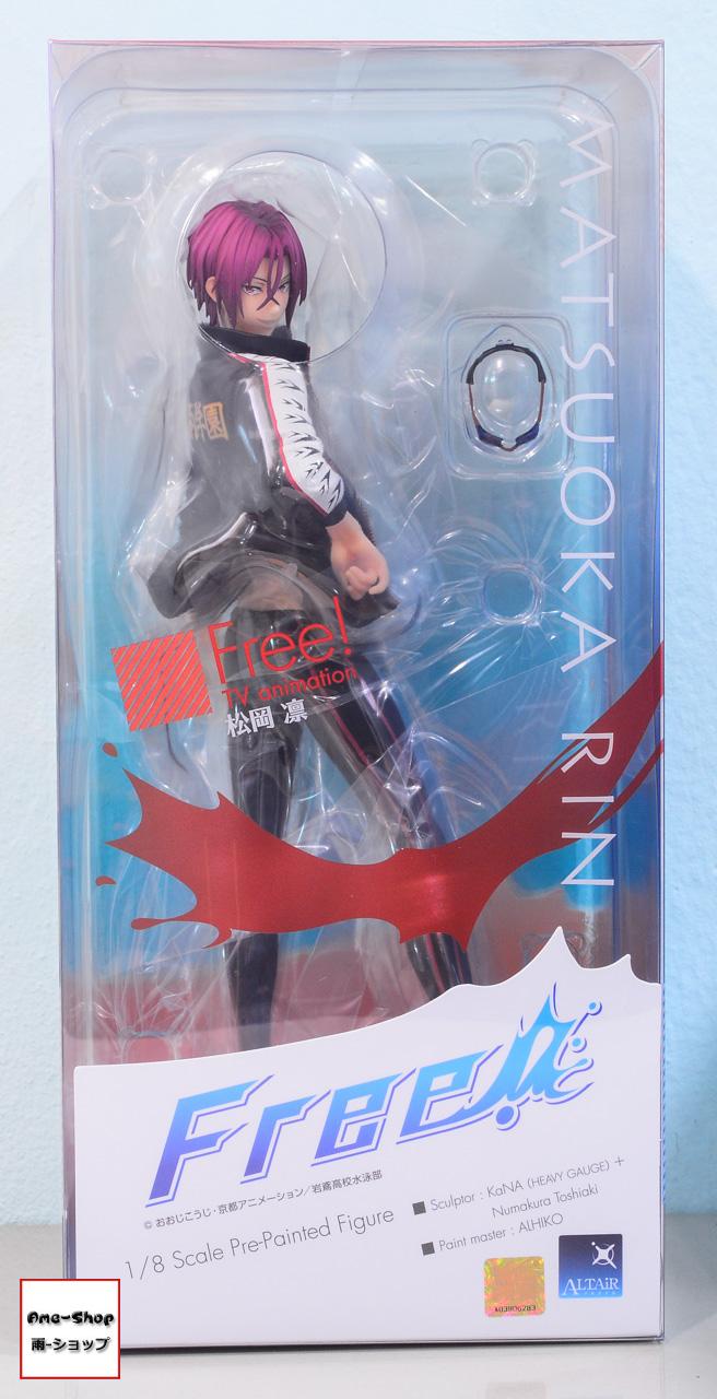 Altair - Free!: Rin Matsuoka 1/8 Complete Figure