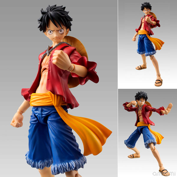 Variable Action Heroes - ONE PIECE: Monkey D. Luffy Action Figure(Pre-order)