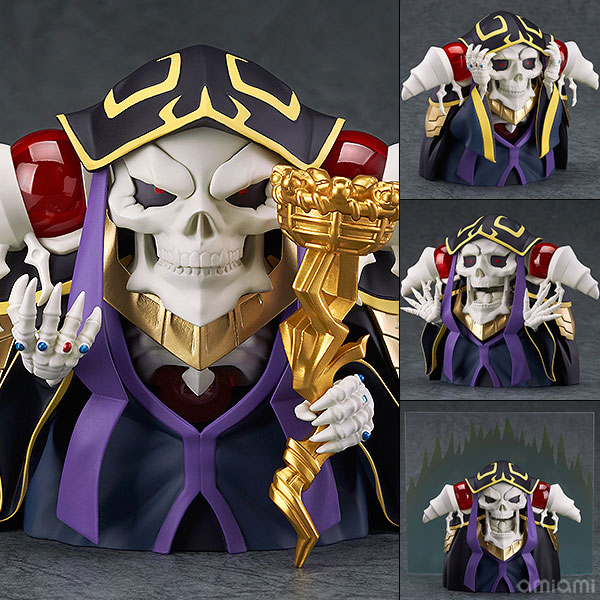 Nendoroid - Overlord: Ainz Ooal Gown(Pre-order)