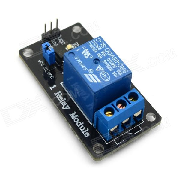 Relay Module 5V 1 Channel isolation control Relay Module Shield 250V/10A
