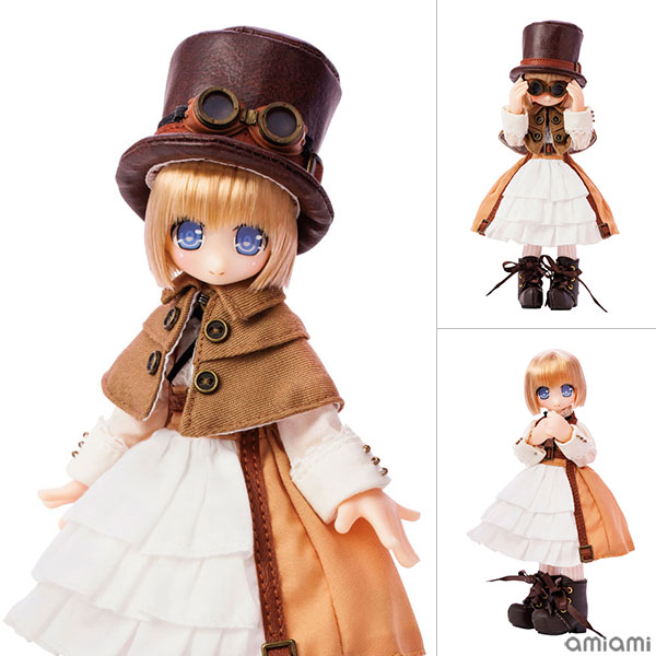 Lil' Fairy -Chiisana Otetsudai-san- Clum 1/12 Complete Doll(Pre-order)
