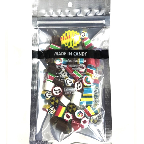 Foil of Iconic mix (60g. Bag)