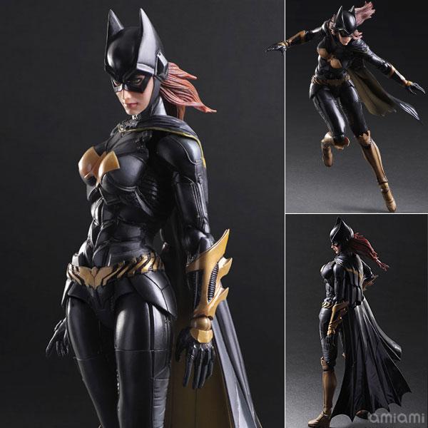 Play Arts Kai - Batman Arkham Knight: Batgirl(Pre-order)