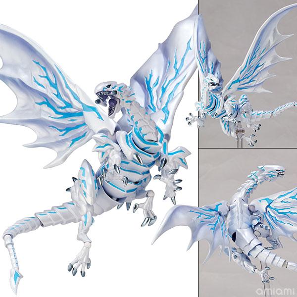 Vulcanlog 013 Yu-Gi-Oh Revo - Blue-Eyes Alternative White Dragon(Pre-order)