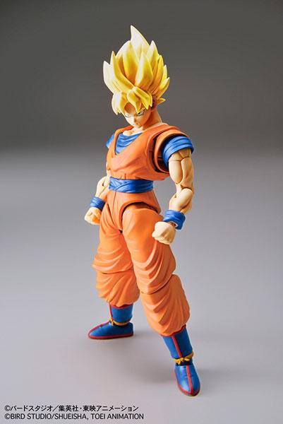 Figure-rise Standard - Dragon Ball: Super Saiyan Son Goku Plastic Model(Pre-order)