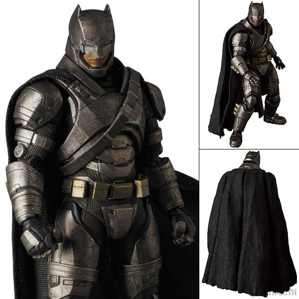 """MAFEX No.023 rmored Batman """"Batman vs Superman: Dawn of Justice""""(Pre-order)"""
