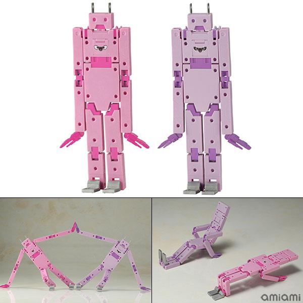 Frame Arms Girl - Juden-kun MATERIA WHITE & MATERIA BLACK Ver. Plastic Model(Pre-order)