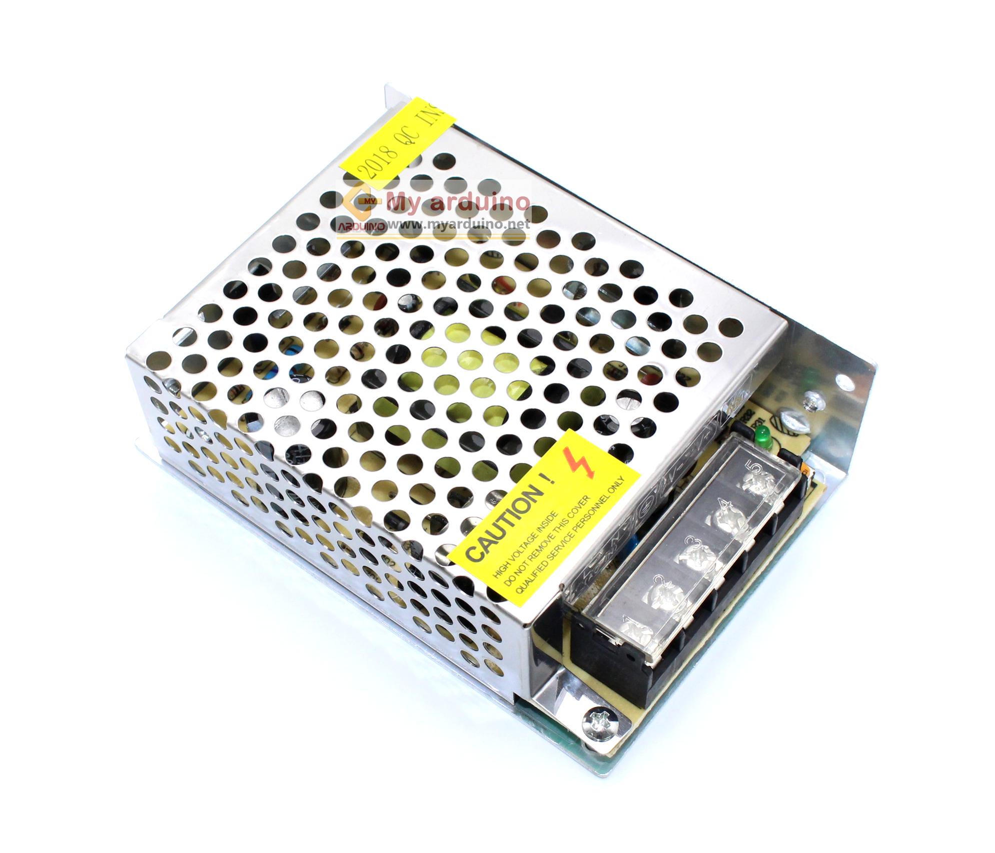 Switching Power supply แหล่งจ่ายไฟ 12V 5A