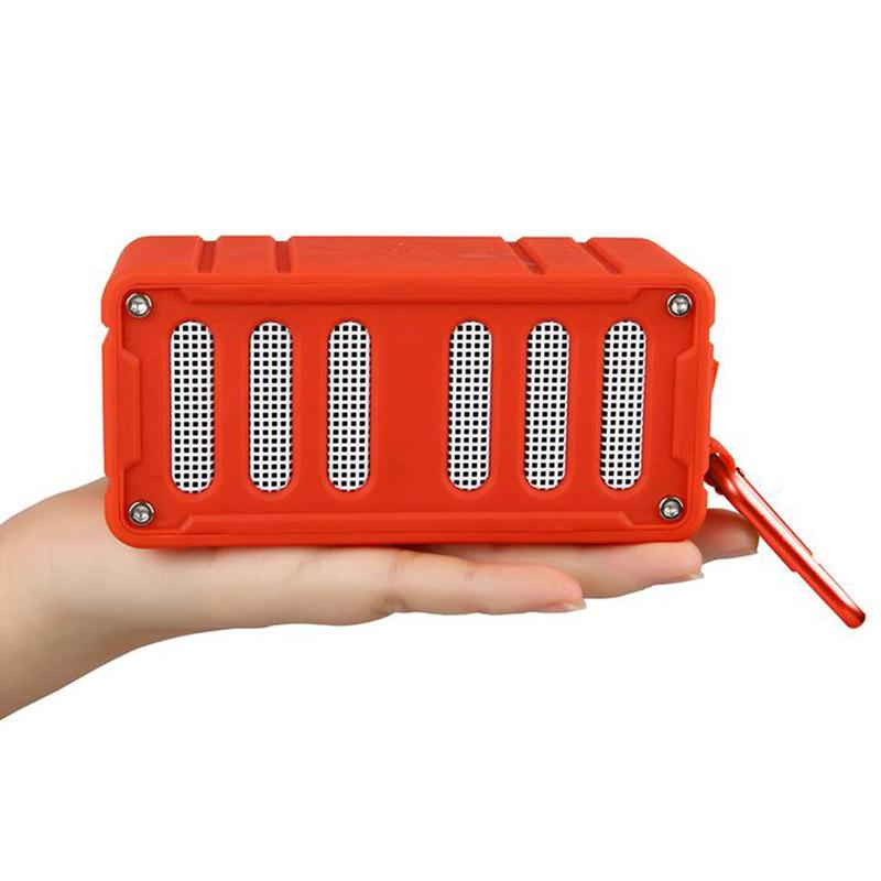 ลำโพงพกพา ไหมฟ้า MIFA F6 Bluetooth Speaker (RED)