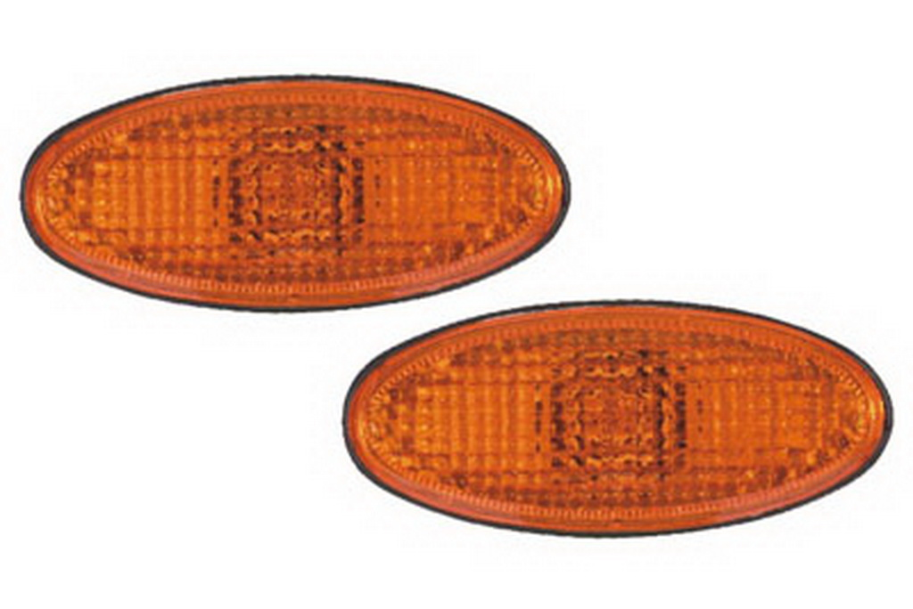 03-361 Side Direction Indicator Lamp, Amber Lens