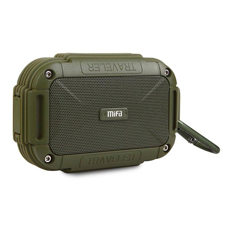 ลำโพงพกพา MIFA F7 Bluetooth Speaker (Army Green)