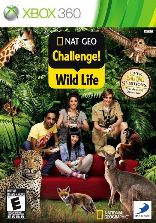 Nat Geo Challenge Wild Life
