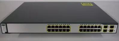 Cisco WS-C3750G-24TS-E1U Refurbished มือสอง