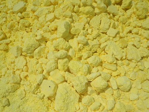 sulphur (ละลายสิวอุดตัน)