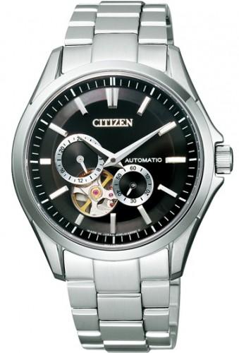 นาฬิกาข้อมือผู้ชาย Citizen รุ่น NP1010-51E, Automatic Japan Sapphire