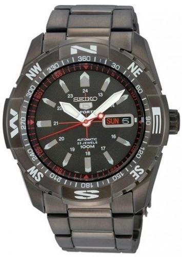 นาฬิกาผู้ชาย Seiko รุ่น SNZJ11K1, Seiko 5 Automatic 23 Jewels Sports