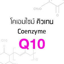 โคเอนไซม์ คิวเทน (Coenzyme Q10) 10 g.