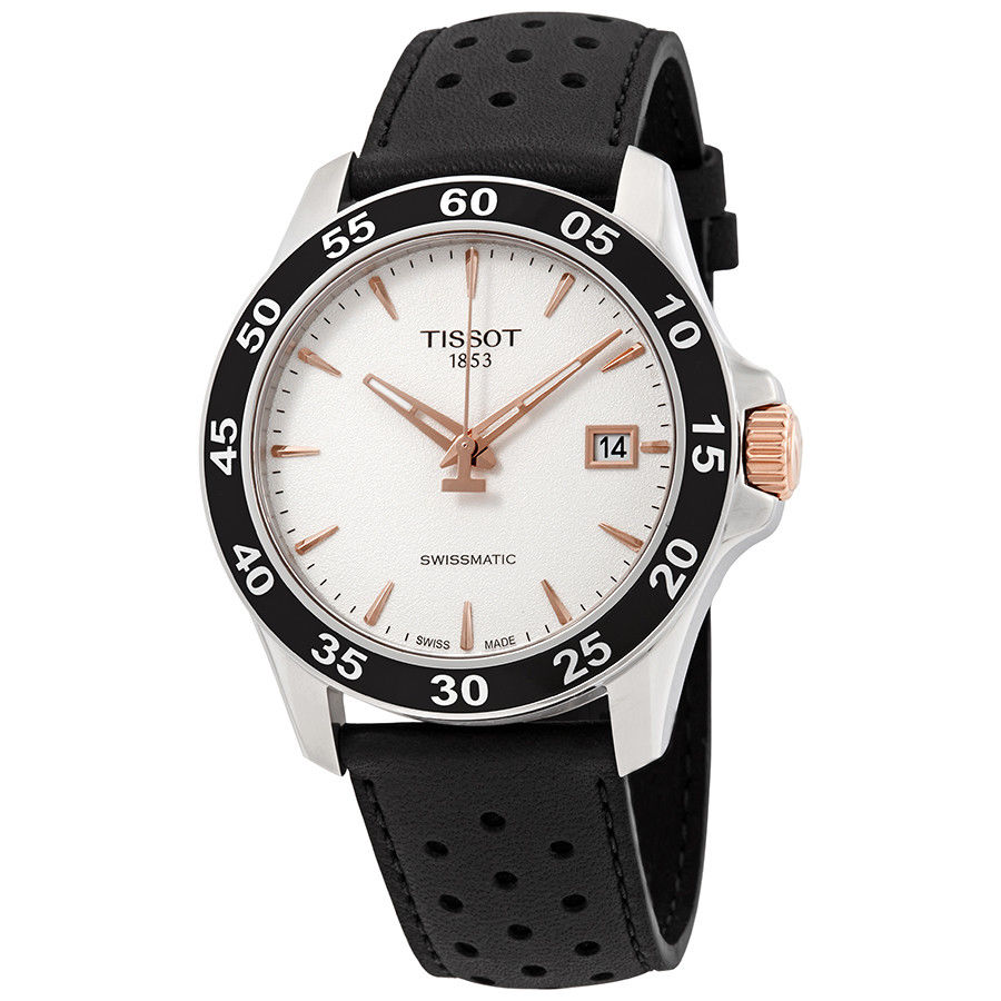 นาฬิกาผู้ชาย Tissot รุ่น T1064072603100, T-Sport V8 Swissmatic Automatic Men's Watch