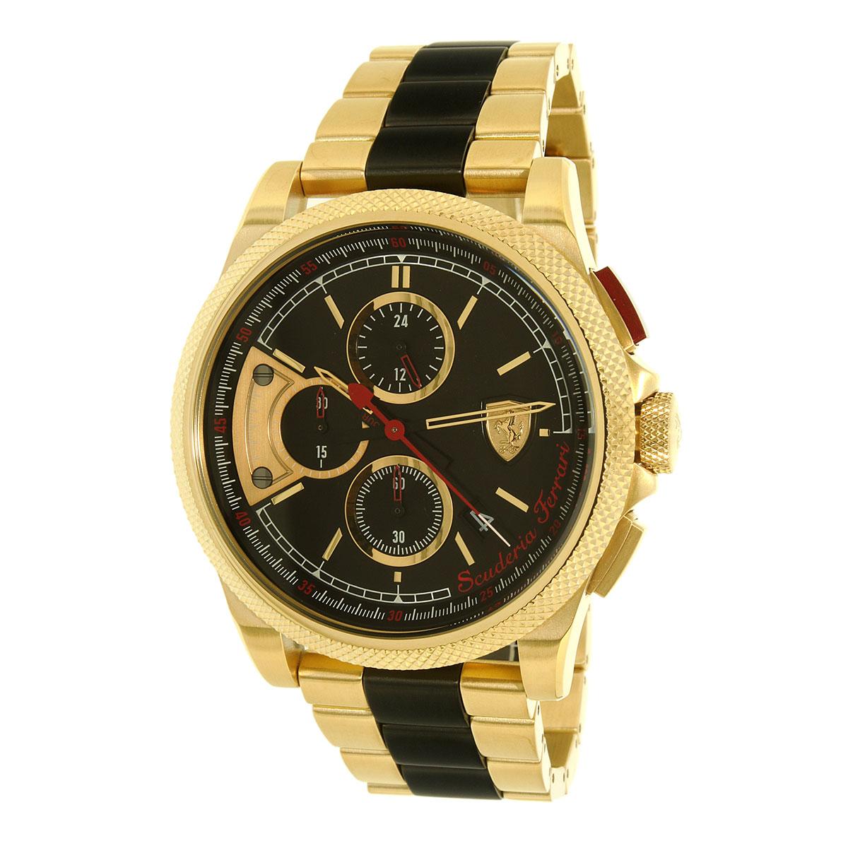 นาฬิกาผู้ชาย Ferrari รุ่น 0830316, Formula Italia