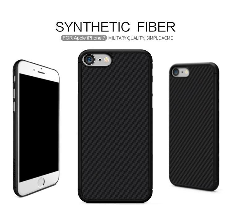 เคส iPhone 7 Nilkin Synthetic fiber Case