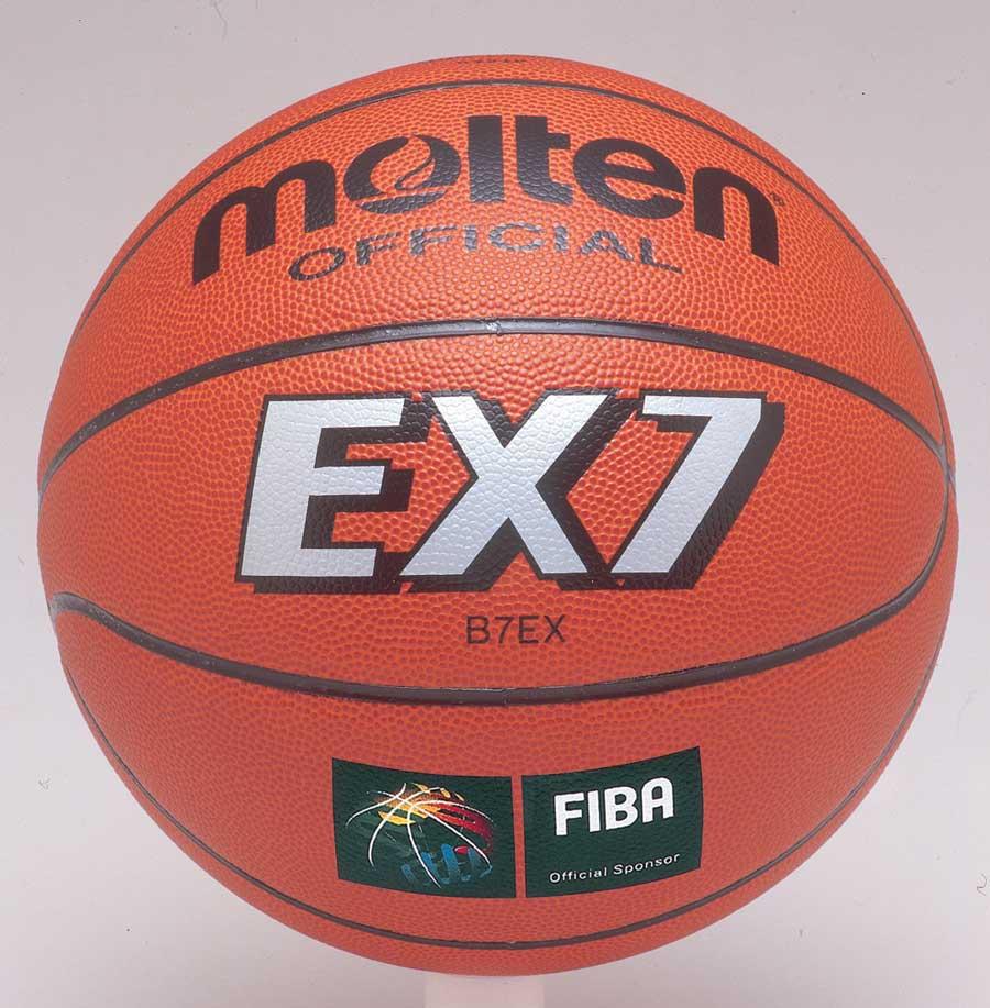 บาสเก็ตบอล MOLTEN B7EX