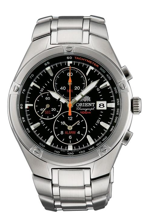 นาฬิกาผู้ชาย Orient รุ่น FTD0P001B0, Quartz Chronograph